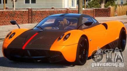 2011 Pagani Huayra Cinque для GTA 4