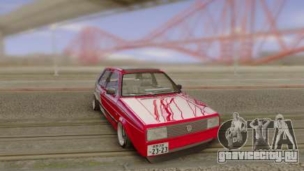 Volkswagen GOLF MK2 Japan для GTA San Andreas