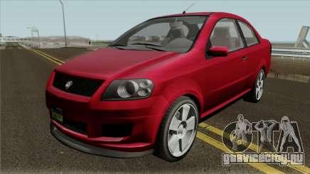 Declasse Asea Coupe GTA V для GTA San Andreas
