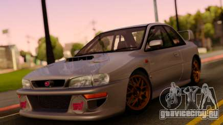 Subaru Impreza WRX STI GC8 1999 для GTA San Andreas