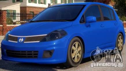 Nissan Versa SL v2 для GTA 4