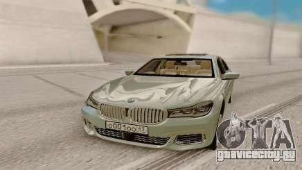 BMW 760LI M V12 для GTA San Andreas