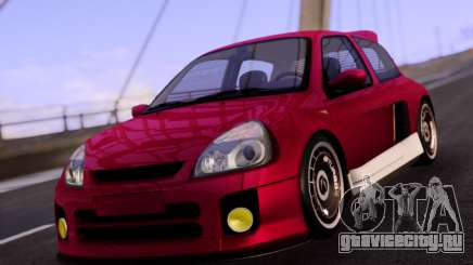Renault Clio V6 Sport для GTA San Andreas