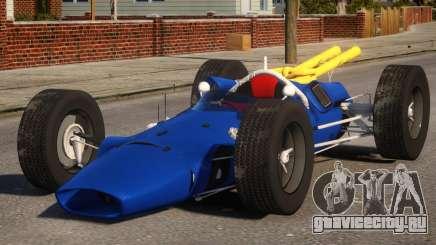 Lotus 38 для GTA 4