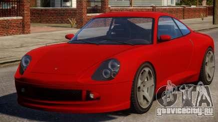 Porsche Mod для GTA 4