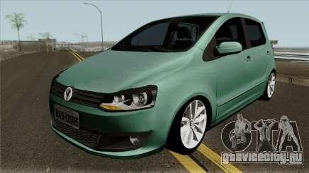 Volkswagen Fox 4P 2012 для GTA San Andreas
