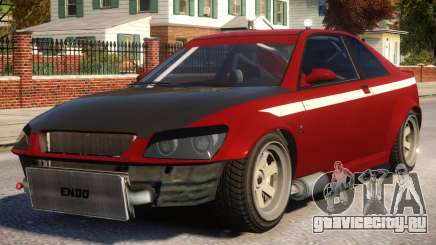 New Sultan RS для GTA 4