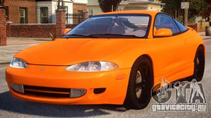 Mitsubishi Eclipse V1 для GTA 4