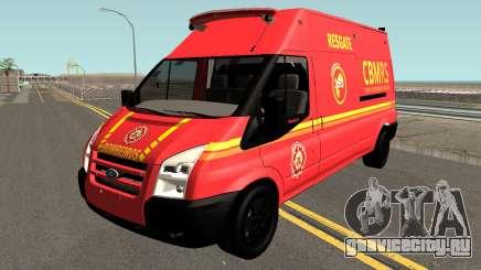 Ford Transit UR для GTA San Andreas
