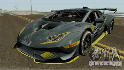 Lamborghini Huracan Super Trofeo EVO 2018 для GTA San Andreas