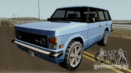 Huntley Classic 1990 для GTA San Andreas
