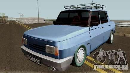 Wartburg 1300 (1989) для GTA San Andreas