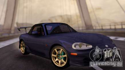 Mazda MX-5 Carbon Spoiler для GTA San Andreas