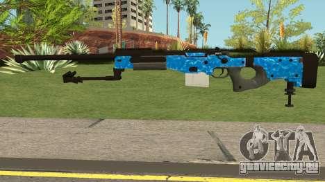 Rules Of Survival Sniper Rifle для GTA San Andreas