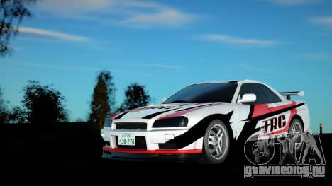 Nissan Skyline E34 для GTA San Andreas