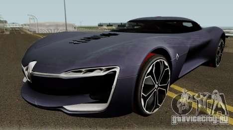 Renault Trezor для GTA San Andreas