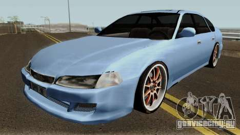 Honda Accord V Liftface Tdi V2 для GTA San Andreas