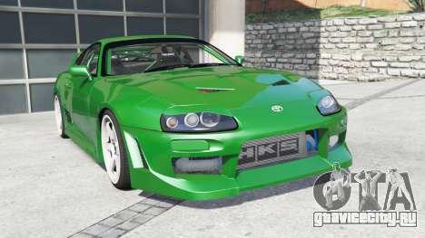 Toyota Supra Turbo (JZA80) v1.1 для GTA 5