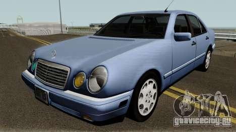Mercedes-Benz E-Klasse W210 E320 1995 (US-Spec) для GTA San Andreas