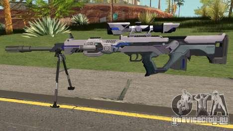 QBU-80 from Knives Out для GTA San Andreas
