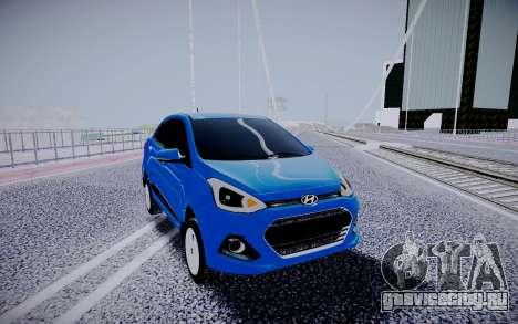 Kia Rio Sedan для GTA San Andreas