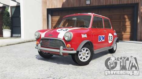 Austin Mini Cooper S (ADO15) 1965 [add-on]
