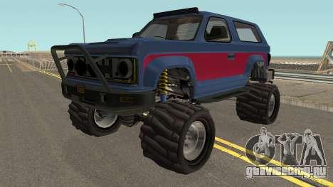 Vapid Riata GTA V для GTA San Andreas