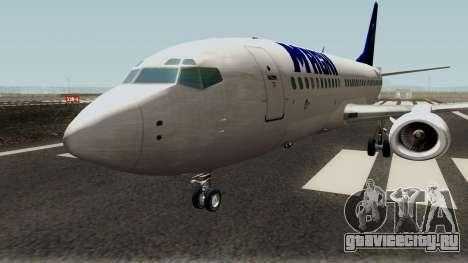 Boeing 737-300 Magnicharters для GTA San Andreas