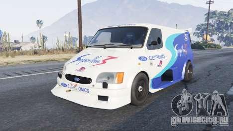 Ford Transit Supervan 3 2004 [replace] для GTA 5