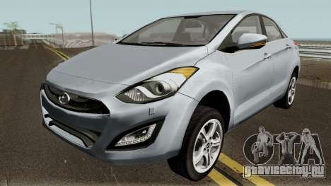 Hyundai I30 2013 для GTA San Andreas
