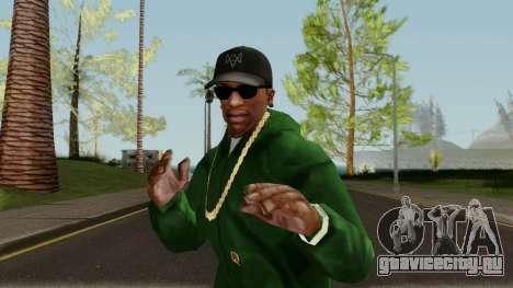 Watch Dogs Cap for CJ для GTA San Andreas