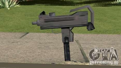 Micro UZI Sub-Machine Gun для GTA San Andreas