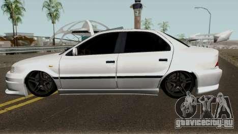 IKCO Samand для GTA San Andreas