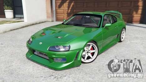 Toyota Supra Turbo (JZA80) [add-on] для GTA 5 вид справа