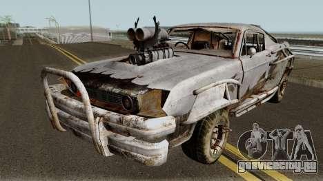 Argent Cavalier для GTA San Andreas
