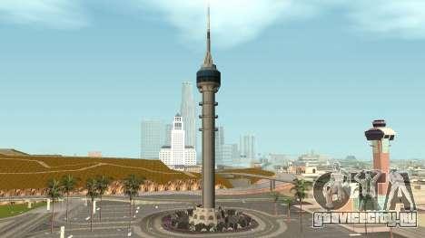 Baghdad Tower для GTA San Andreas