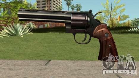 Colt Python HQ для GTA San Andreas