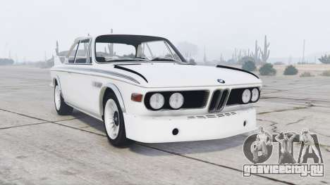 BMW 3.0 CSL Racing Kit (E9) 1973 v2.0 [add-on] для GTA 5