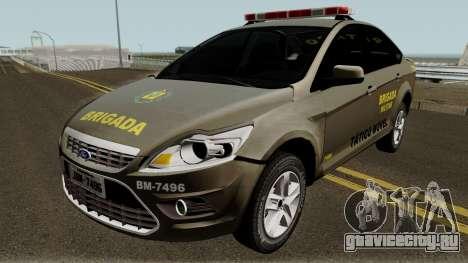 Ford Focus Patamo для GTA San Andreas
