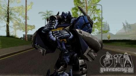 Soundwave Robot Decepticons Transformers Mod для GTA San Andreas
