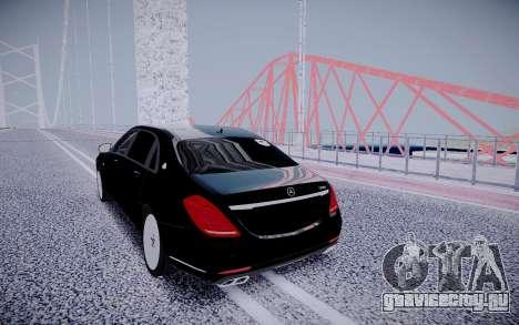 Mercedes-Benz S600 Maybach для GTA San Andreas