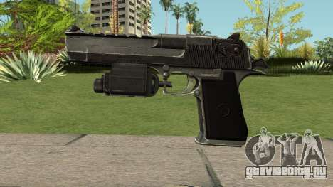 Desert Eagle MW2 Style для GTA San Andreas