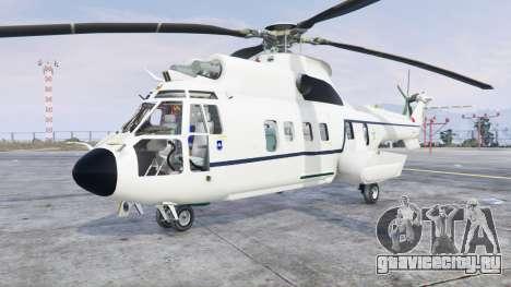 Aerospatiale AS.332L1 Super Puma v3.0 [add-on] для GTA 5