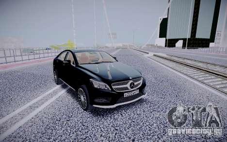 Mercedes-Benz CLS 500 Sedan для GTA San Andreas