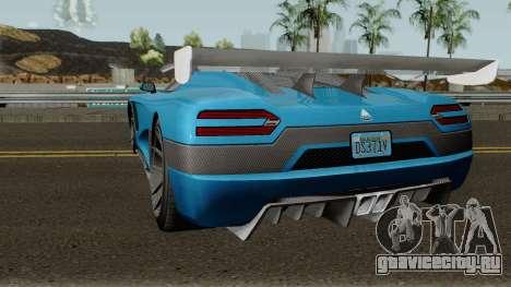 Overflod Entity XXR GTA V IVF для GTA San Andreas