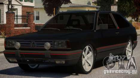 VW Golf GTS Turbo для GTA 4