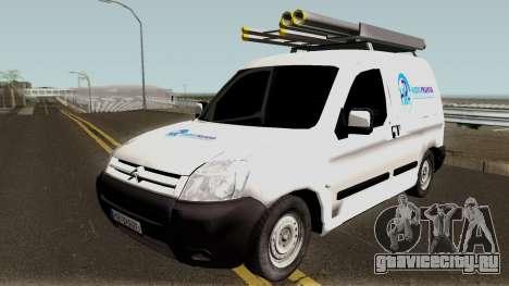 Citroen Berlingo HidroPrahova Edition для GTA San Andreas