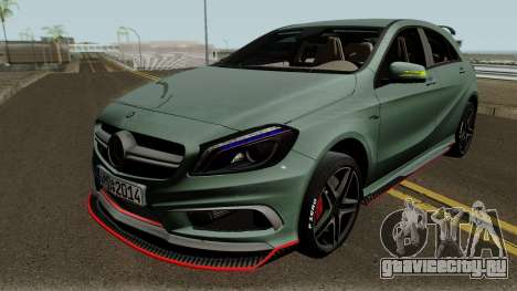 Mercedes-Benz A45 Edition 1 для GTA San Andreas