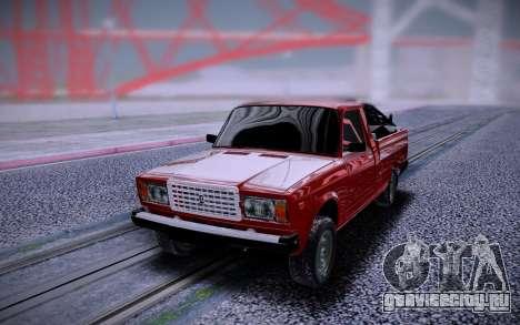 ВАЗ 2107 Пикап для GTA San Andreas