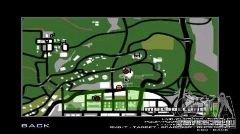 New Mad Dogg House для GTA San Andreas третий скриншот
